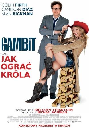 """""""Gambit, czyli jak ograć króla"""" przedpremierowo"""