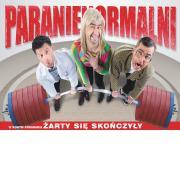 Kabaret Paranienormalni - Żarty się skończyły