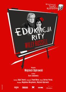 Edukacja Rity - spektakl walentynkowy