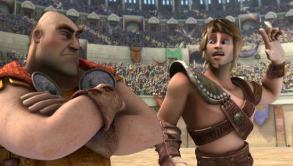 """Pokaz specjalny """"Prawie jak gladiator"""""""