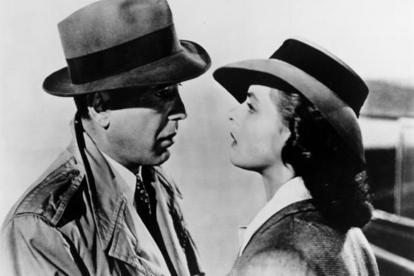 Casablanca - wygrała w walentynkowym głosowaniu!