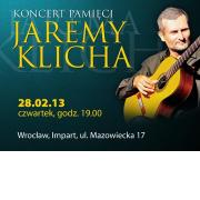 Koncert pamięci Jaremy Klicha