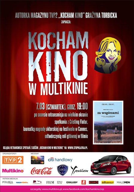 """Inauguracja cyklu """"Kocham Kino w Multikinie&"""