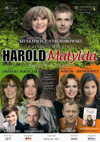 """""""Harold i Matylda"""" w Teatrze Ludowym"""