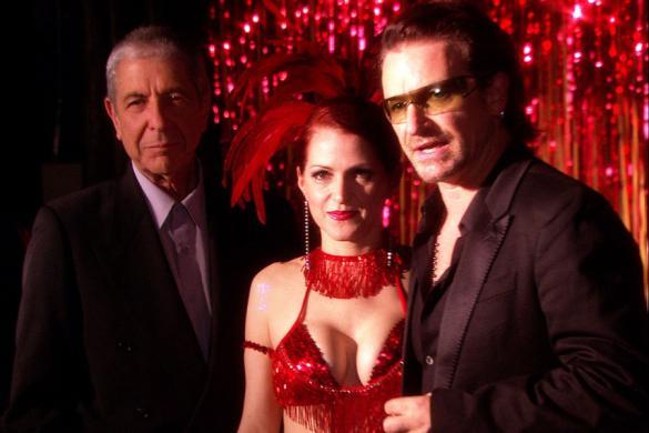Film o życiu Leonarda Cohena