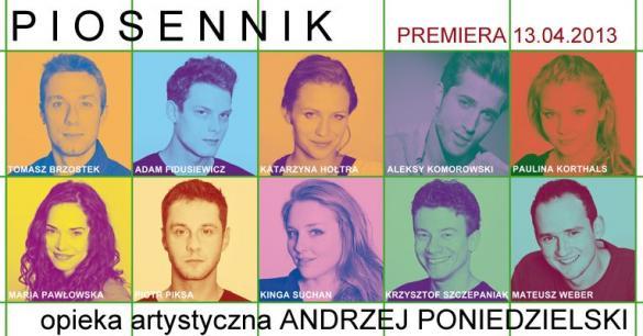 Piosennik - premiera w Teatrze Ateneum