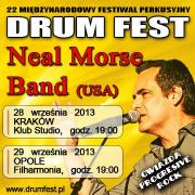Drum Fest: Neal Morse Band