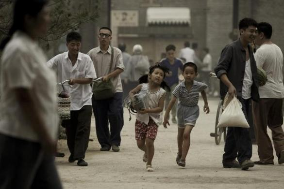 Kino chińskie – Aftershock