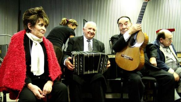 Filmowy Klub Seniorów: Café De Los Maestros