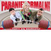 """Kabaret Paranienormalni - """" Żarty się skończyły \"""