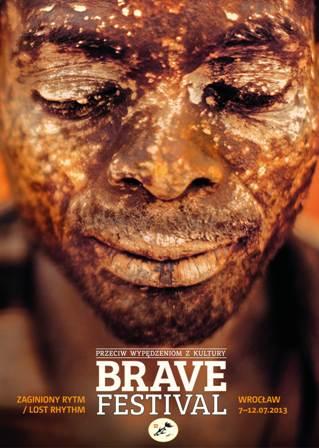 Przegląd filmowy na Brave Festival 2013