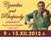 Czardas and Rhapsody - Budapest Orchestra Rajko