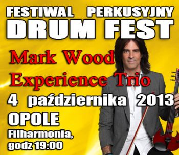 Mark Wood Experience Trio