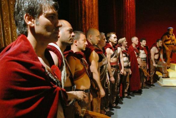 DKF: Cezar musi umrzeć