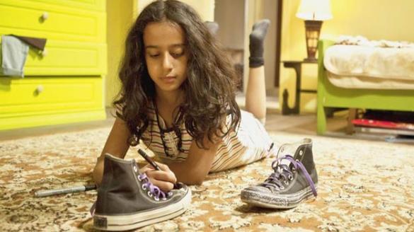 Filmowy Klub Seniorów: Dziewczynka w trampkach