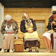 II Festiwal Teatrów Wiejskich ZWYKI