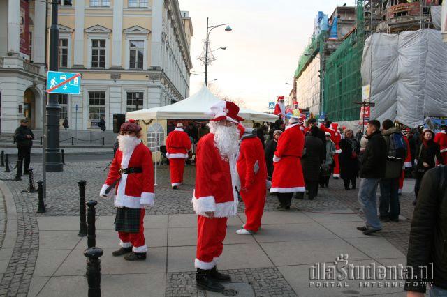 I Międzynarodowy Zlot Mikołajów