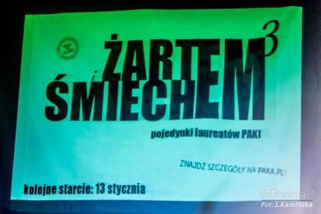 Żartem i Śmiechem, czyli pojedynki laureatów PAKI, vol.2