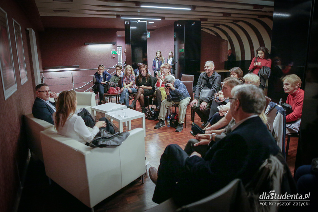 6. Festiwal Aktorstwa Filmowego - Spotkanie z Anną Dereszowską  - zdjęcie nr 10