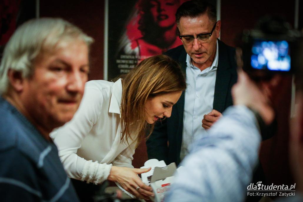 6. Festiwal Aktorstwa Filmowego - Spotkanie z Anną Dereszowską  - zdjęcie nr 2