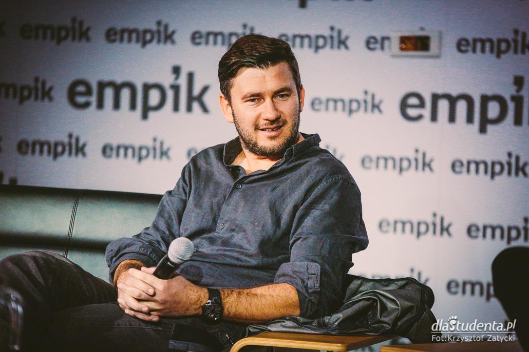Dmitry Glukhovsky - spotkanie autorskie