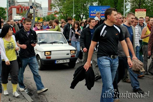 Parada Studentów