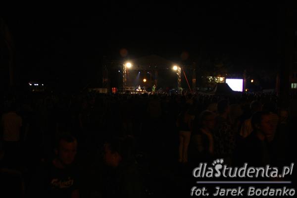 Juwenalia PCz: Koncerty