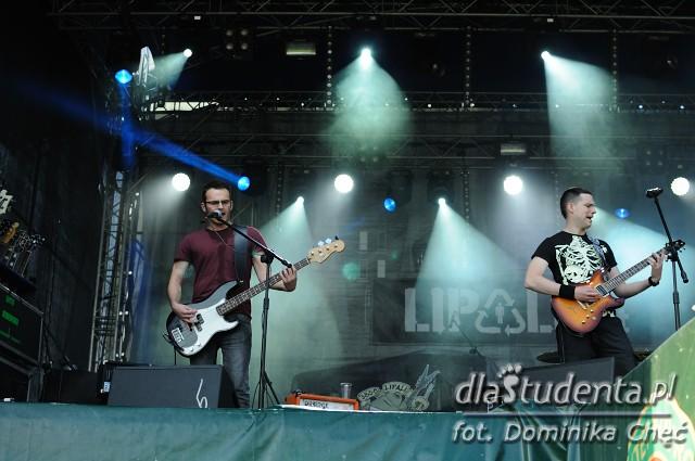 Feliniada 2013: Zabili mi ��wia, Lipali, Happysad - Lublin