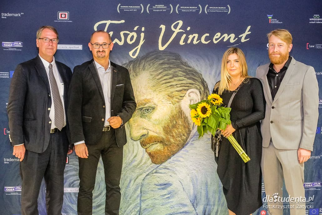 Premiera filmu Twój Vincent we Wrocławiu