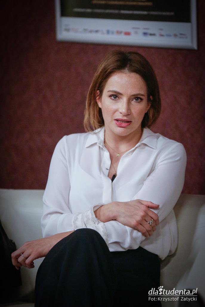 6. Festiwal Aktorstwa Filmowego - Spotkanie z Anną Dereszowską  - zdjęcie nr 8