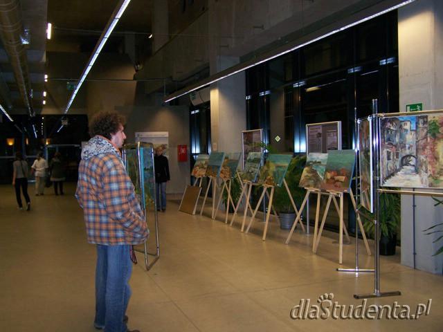 Wystawa poplenerowa studentów ASP