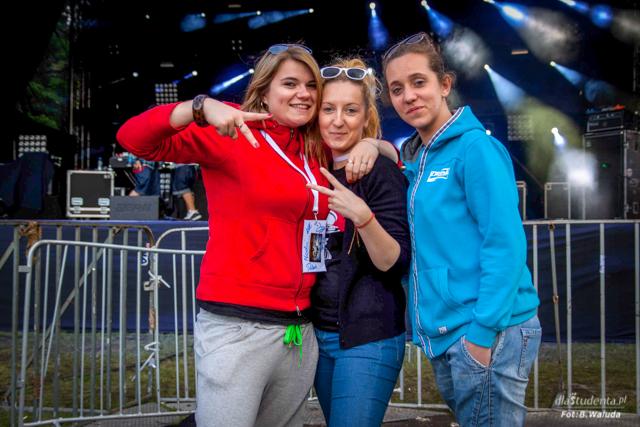 Juwenalia �l�skie: Hey, O.S.T.R., Rebeka - Katowice