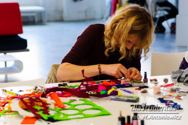 Fun Fashion Design Day - No Women No Art