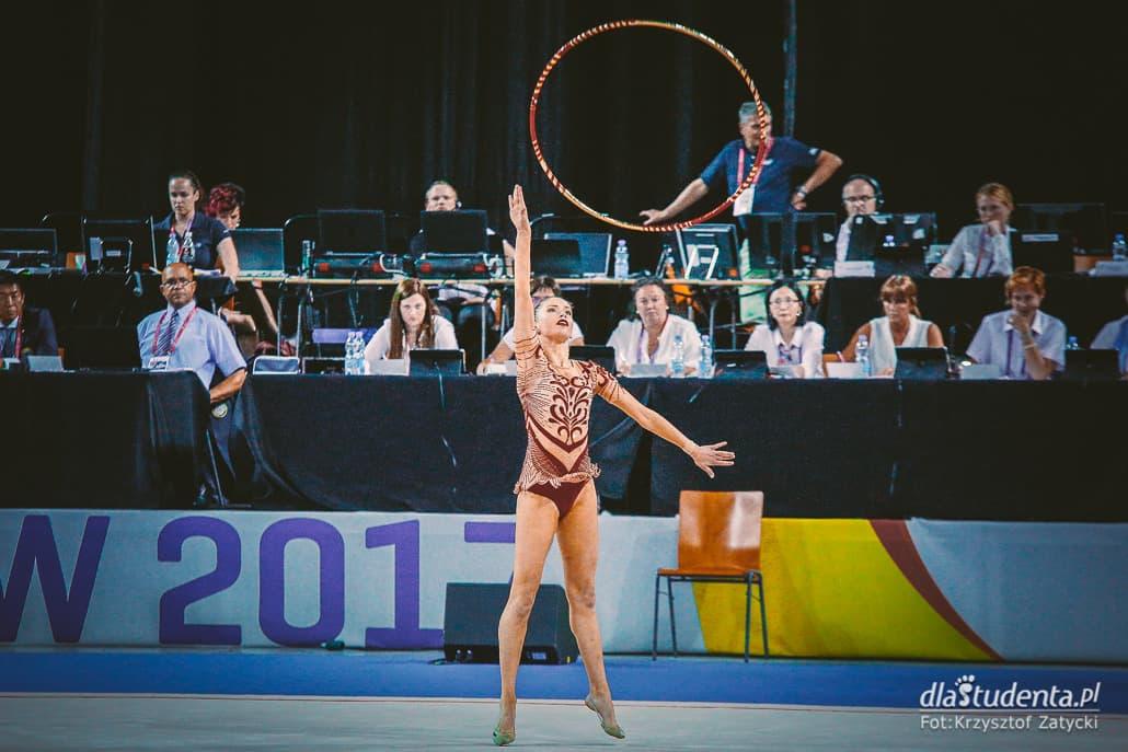 The World Games 2017: Gimnastyka artystyczna - obręcz  - zdjęcie nr 1387314