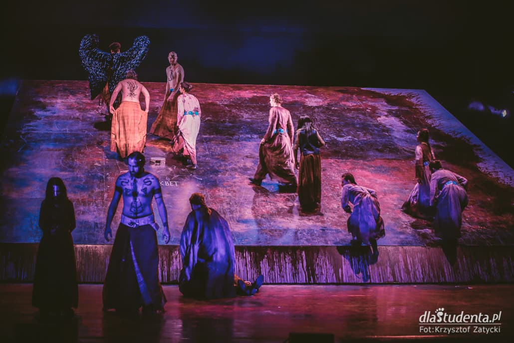 """Próba prasowa """"Makbeta"""" w Teatrze Muzycznym Capitol - zdjęcie nr 5"""