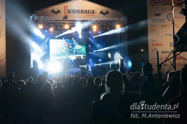 Juwenalia Poznań 2015: Buka, Coma