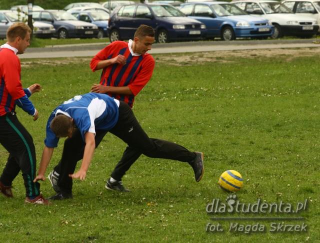Juwenalia Kielce: Turniej piłki nożnej