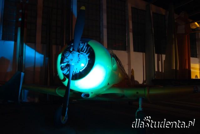 5. Noc Muzeów w Muzeum Lotnictwa Polskiego