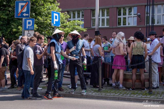 Barwny Korowód Studentów
