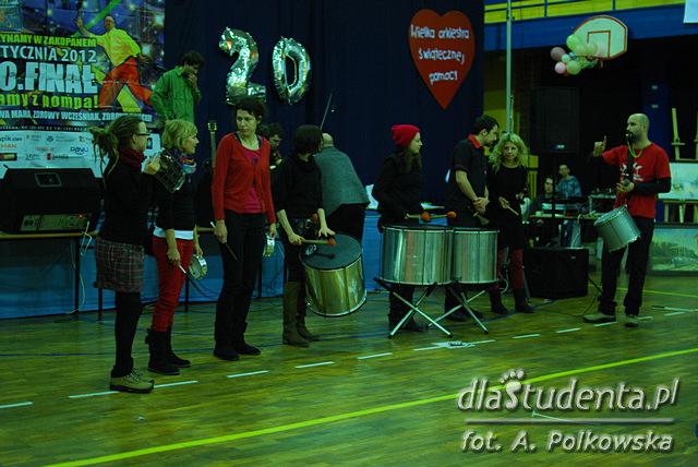WOŚP w YMCA Gdynia (Zdjęcia)