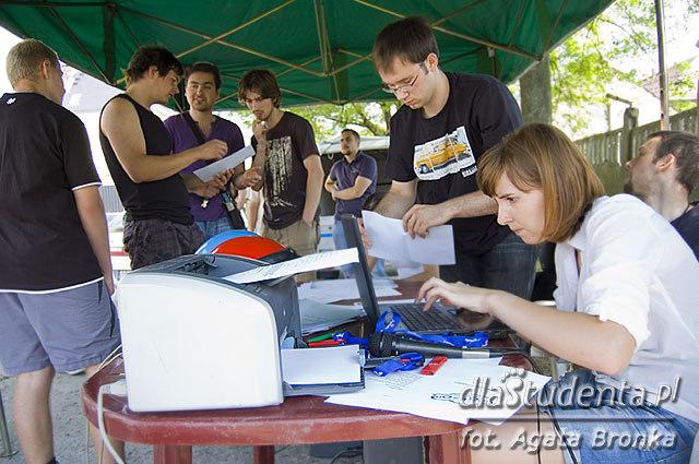 Piastonalia 2011: Studencki Konkurs Samochodowy