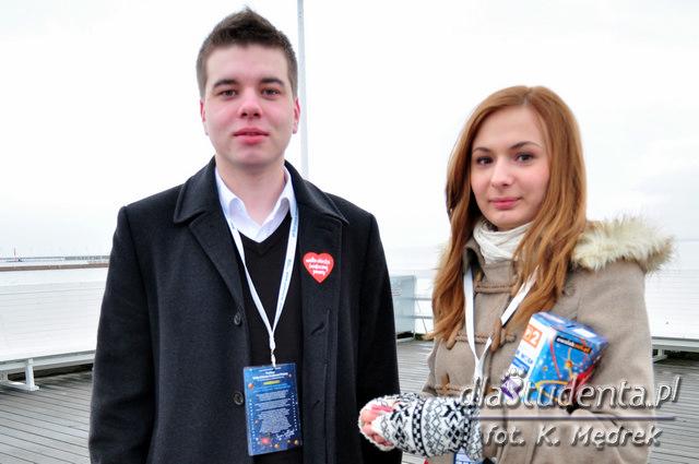 WOŚP 2012 w Sopocie - ZDJĘCIA - część 1
