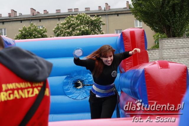 Juwenalia - Turniej Wydziałów PŁ