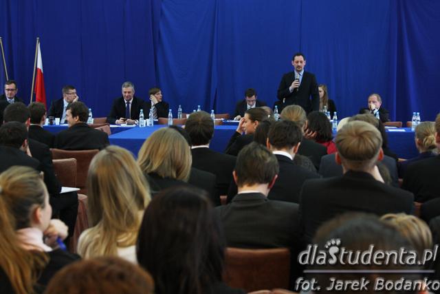 Debata Stronnictwa Demokratycznego na UW
