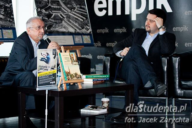 Spotkanie w Empiku z Wojciechem Chądzyńskim