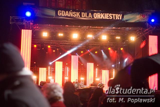 22. Finał WOŚP 2014 w Gdańsku - program