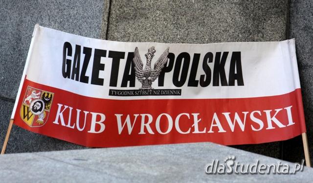 Marsz ku pamięci Ofiar Katastrofy Smoleńskiej