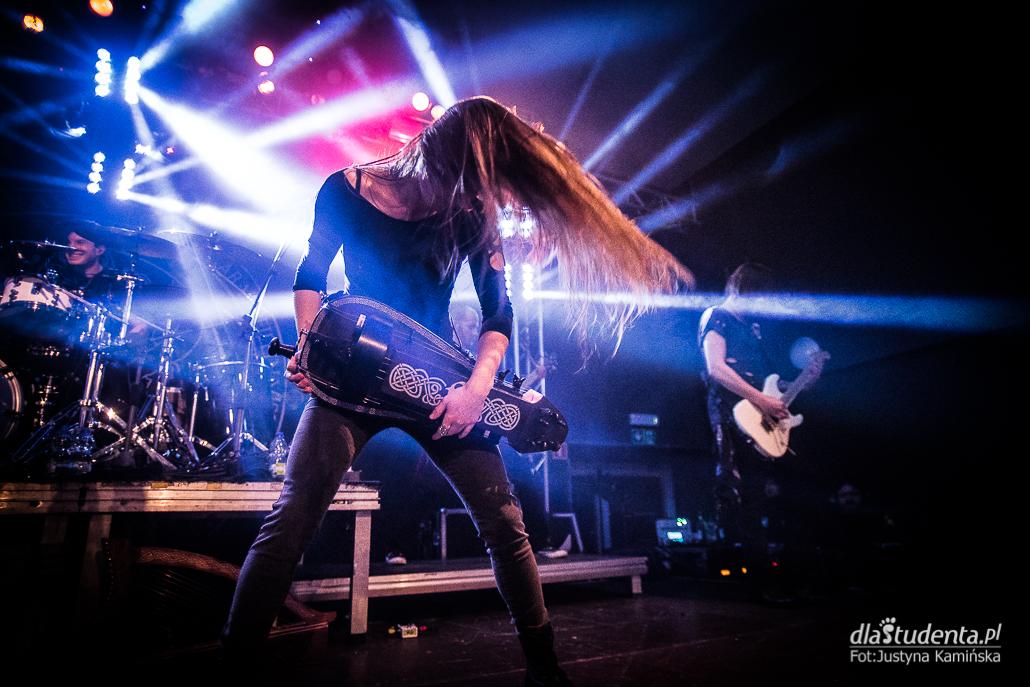 Eluveitie + Silent Circus + Valkenrag - zdjęcie nr 1411082