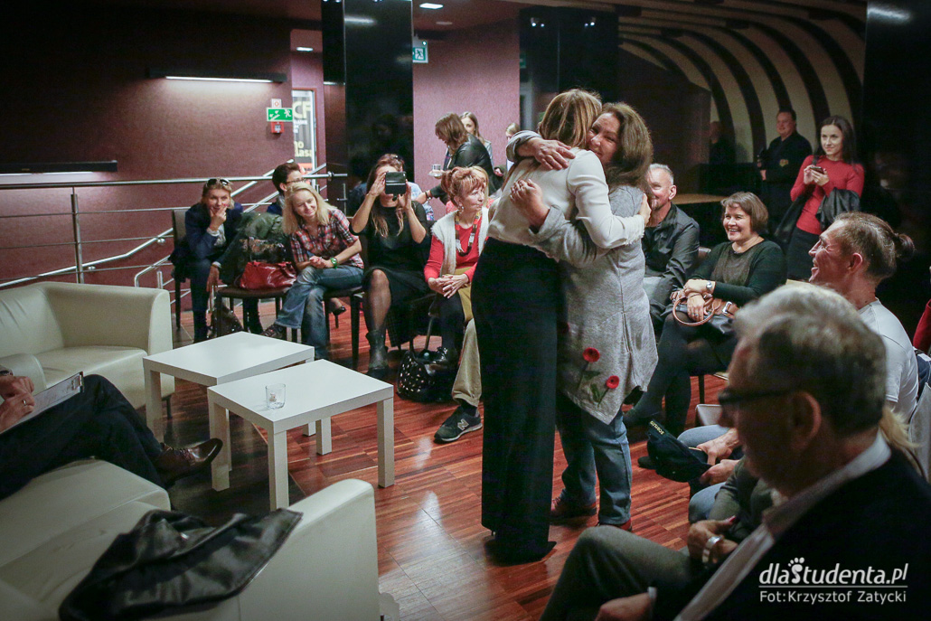 6. Festiwal Aktorstwa Filmowego - Spotkanie z Anną Dereszowską  - zdjęcie nr 9