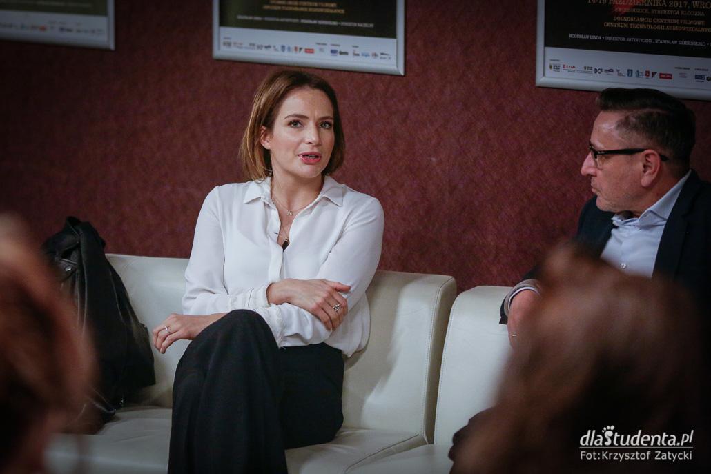 6. Festiwal Aktorstwa Filmowego - Spotkanie z Anną Dereszowską  - zdjęcie nr 7